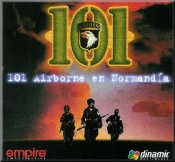101 Airborne en Normandía