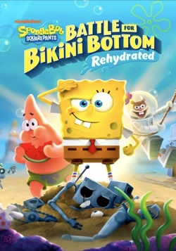 Bob Esponja: Battle for Bikini Bottom - Rehydrated