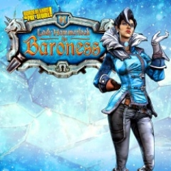 Borderlands: The Pre-Sequel - Lady Hammerlock, la Baronesa