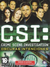 C.S.I.: Oscuras intenciones