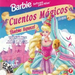 Cuentos mágicos: Barbie Rapunzel