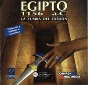 Egipto 1156 a.C.: La tumba del faraón