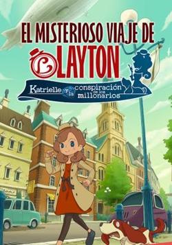 El misterioso viaje de Layton: Katrielle y la conspiración de los millonarios