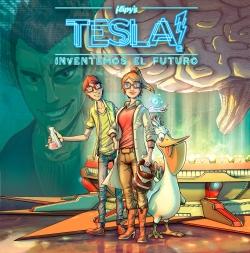 Flipy's Tesla!: Inventemos el futuro