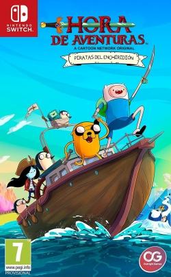 Hora de aventuras: Piratas del Enchiridión