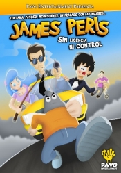 James Peris: Sin licencia ni control