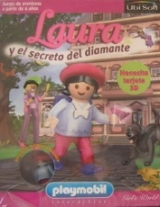 Laura y el secreto del diamante
