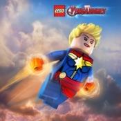 LEGO Marvel Vengadores - Capitana Marvel