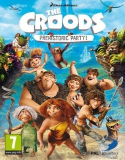Los Croods: ¡Fiesta prehistórica!