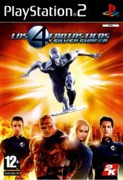 los-cuatro-fantasticos-y-silver-surfer