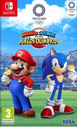 Mario & Sonic en los Juegos Olímpicos: Tokio 2020