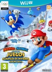 Mario y Sonic en los Juegos Olímpicos de Invierno - Sochi 2014