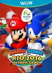 Mario & Sonic en los Juegos Olímpicos: Río 2016