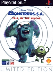 Monstruos, S. A.: Isla de los sustos