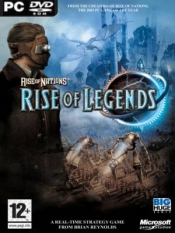 Rise of Nations: Rise of Legend