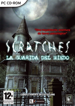 Scratches: La guarida del miedo