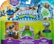 Skylanders: Swap Force - Sheep Wreck Island