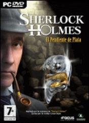 Sherlock Holmes y el pendiente de plata