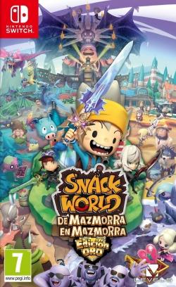 Snack World: De mazmorra en mazmorra - Edición oro