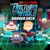 South Park: Retaguardia en peligro - Cubierta en peligro