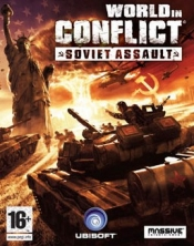 World In Conflict - Soviet Assault