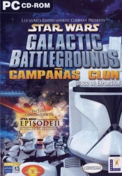 Star Wars: Galactic Battlegrounds - Campañas Clon