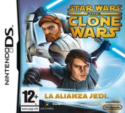 Star Wars: The Clone Wars - La alianza jedi