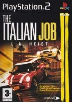 The Italian Job: L.A. Heist