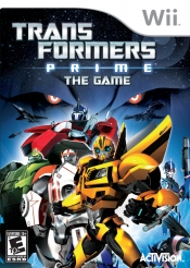Transformers Prime: The Game